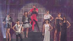 安室奈美恵がシークレットゲスト 第16回TGC″集大成″の豪華ステージ開幕