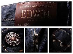 エドウィンの定番ジーンズ「503」が15年ぶりに刷新
