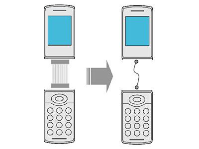 携帯電話に革命!1本のケーブルでデータ伝送と電源供給が可能な技術を開発
