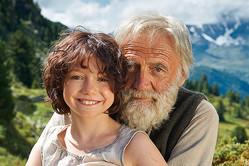 『ハイジ アルプスの物語』 ©2015 Zodiac Pictures Ltd / Claussen+Putz Filmproduktion GmbH / Studiocanal Film GmbH