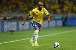 ローマDFマイコンがチームの規律違反でブラジル代表から追放に