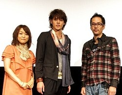 宮野真守「神山監督についていこうと思った」混沌とした時代の正義と映画『009 RE:CYBORG』 - 舞台あいさつ