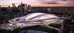 新国立競技場が女性建築家ザハ・ハディドのデザインに