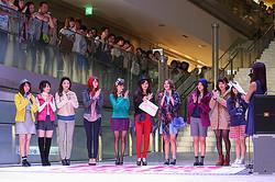 ユニクロが表参道をジャック「ファッションフェス」女性向け限定店やショー開催