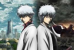 映画『銀魂』第2弾はアニメ完結編、現在と過去 - 2人の銀時が幕引きを宣言