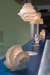 三宅一生とリアリティラボによる照明器具「陰翳」グッドデザイン賞の金賞を受賞