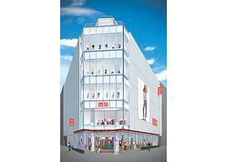 サンシャイン60通り新商業施設「池袋グローブ」に ユニクロ大型店3月オープン