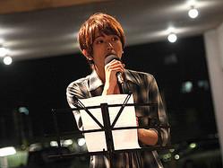 YOUとして歌声を披露する、AAA西島隆弘、園作品の現場は4年ぶりだった!(C) 2011「ヒミズ」フィルムパートナーズ