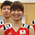 きむら・さおり1986年生まれ。2005年、成徳学園(現・下北沢成徳)卒。同年、東レ・アローズに入団。2012年のロンドンオリンピックでは日本女子バレーチームのエースとして、28年ぶりとなるメダル獲得に貢献。身長184cm、最高到達点304cm。