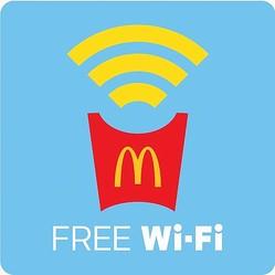 マック店舗に無料Wi-Fi導入へ、寄せられた多くの要望に応え6月20日から。