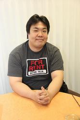 有限会社サーカス代表取締役会長松村和俊氏 またの名をtororo団長