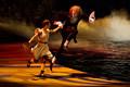 『シルク・ドゥ・ソレイユ3D 彼方からの物語』(C)2012 Cirque du Soleil Burlesco LLC. All Rights Reserved.