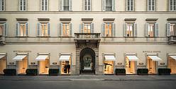 ボッテガ・ヴェネタの世界最大店 ミラノ・サンタンドレア通りにオープン