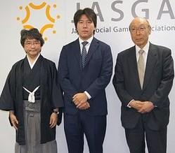 グリーら6社がソーシャルゲーム団体「JASGA」設立 - DeNA守安氏は会見欠席