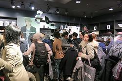 H&M×イザベルマランに行列 関東は初のメンズが人気に
