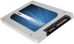 Crucial M500 SSD 出荷開始、容量 960GBで実売 6万円。最大転送速度500MB/秒