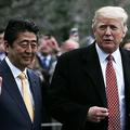 安倍首相とトランプ米大統領(写真:gettyimages)