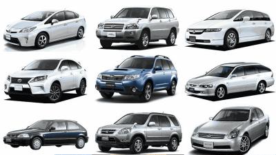 [画像] 新車購入から10年後もオーナーが手放さない「長年愛される自動車」ランキングが発表される