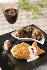 パンケーキも提供する「銀だこ」カフェ店舗オープン