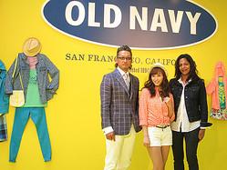 米最大アパレル「オールドネイビー」出店加速 4月に全国9店舗オープン