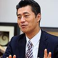 元民主党幹事長 細野豪志氏