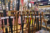 模擬刀剣類