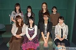 TVアニメ『織田信奈の野望』、2012年7月放送開始! メインキャスト陣が語る作品の魅力
