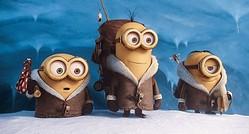 左からボブ、ケビン、スチュアート  - (C)2014 Universal Pictures.
