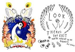 ミハラヤスヒロが手塚治虫の漫画「火の鳥」とコラボ