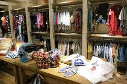 世界初ロンハーマンの古着屋&スニーカーバー公開 横浜の新店舗に併設