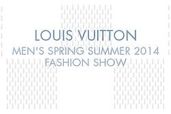 【生中継】ルイ・ヴィトンがショーをライブ配信 2014年春夏メンズ