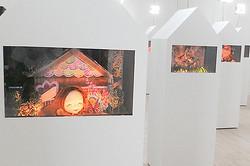 清川あさみ原画展「こども部屋のアリス」初の3D作品公開