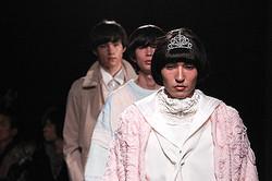 MIKIO SAKABE、2012-13秋冬の最新コレクション