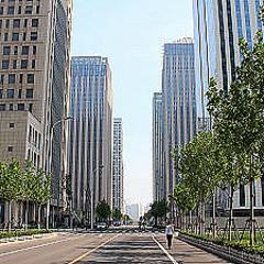 中国の天津のゴーストタウンに行ってみた 「市民広場」という駅は閉鎖 ...