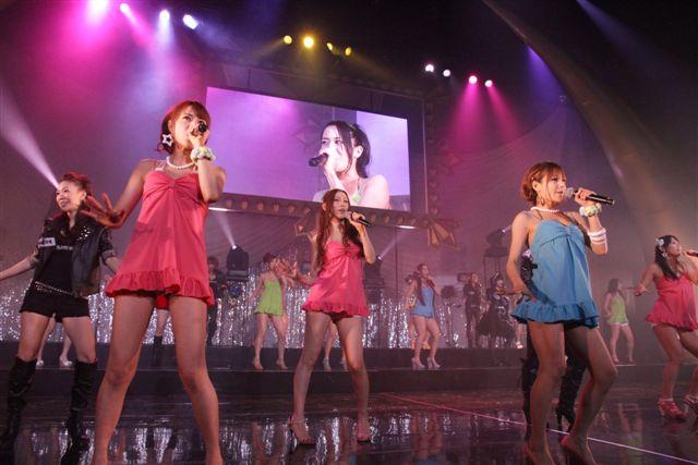 恵比寿マスカッツ アジアツアー 凱旋公演「そうだ!中野サンプラザに行こう」 ※提供写真