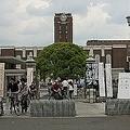 「第2のポポロ事件」と見る人も(写真は京都大学正門 2009年6月撮影)