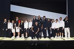 アルマーニ 五輪・イタリア代表チームのユニフォームをデザイン