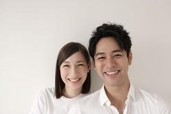 妻夫木さんとマイコさんの2ショット(ホリプロ提供)