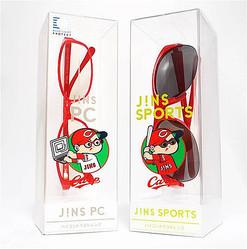 JINSメガネが広島東洋カープ仕様に 国内最大店舗でコラボ