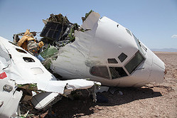 テレビ史上初、航空機を墜落させてみた! ついに明かされる安全なエリアとは