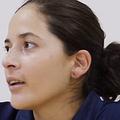 エクアドル女子代表を率いる26歳のアラウス監督 美人すぎると話題