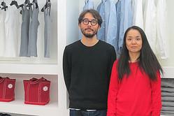 元greenデザイナーによる新ブランド「ハイク」青学にスクールショップ限定オープン