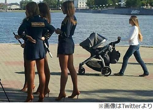 ロシアJKミニスカ ロシアの卒業式がミニスカメイドだった | まとめてみたいと思っ ...