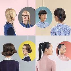 ユニクロがヘアスタイルを提案 新デジタルライフツール「UNIQLO HairDo」公開