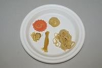 「函館拉麺 塩味」の中身