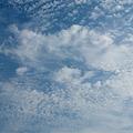 ここ数日、地震雲も観測されている