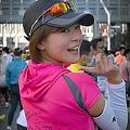 マラソンタレントとしてのパフォーマンスを披露するには最高のひのき舞台、東京マラソン。タレントランナーが賭ける思いとは? フリーアナウンサーの中島彩が綴る