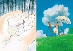 ジブリ最新作は2013年夏、『かぐや姫の物語』『風立ちぬ』2作同時公開決定