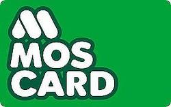 「MOS CARD(モスカード)」