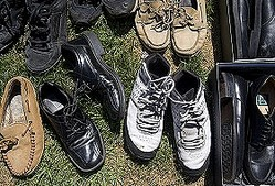 靴の思い出、教えて欲しい